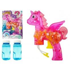 Beautiful Horse Bubble Blower