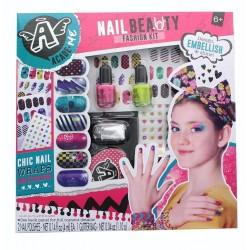 Fashion Girl Hair and Nail Kit