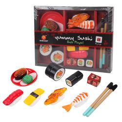 15 Piece Sushi Playset