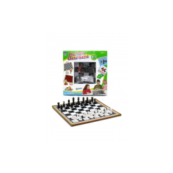 Checkers & Chess Board Game