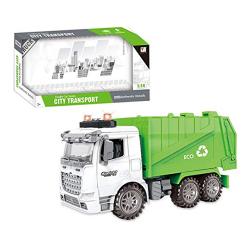 City Service Rubbish Trucks