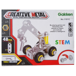 Creative Metal Contruction Kit