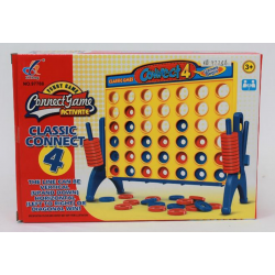 Blue & Red Connect 4