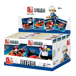 Fire Series - Assorted