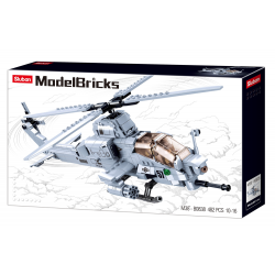 Ah01z Attack Helicopter
