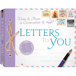 Letters To Youhardcover