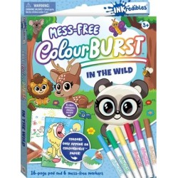 Inkredibles Colour Burst: In The Wild