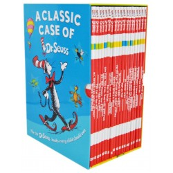 A Classic Case of Dr. Seuss Boxed Set