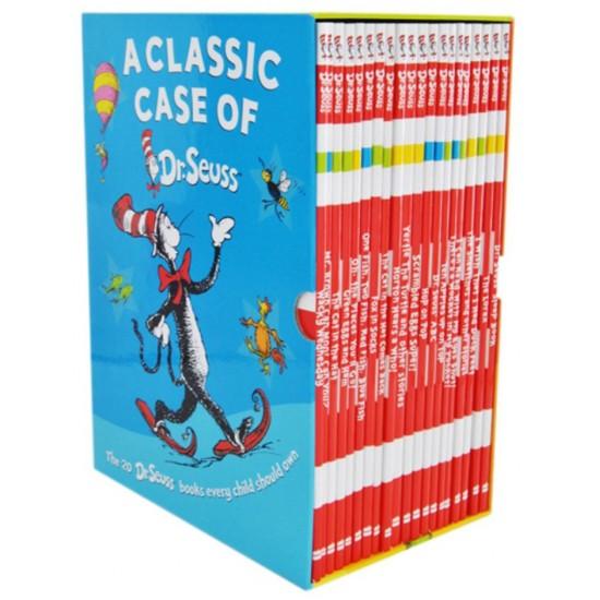 A Classic Case of Dr. Seuss Boxed Set