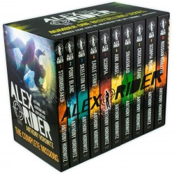 Alex Rider 10 Book Collection
