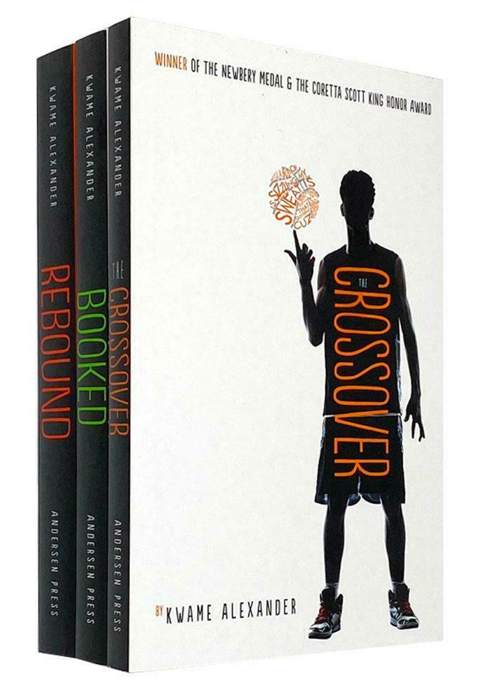The Crossover Series Box Set