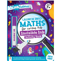 Inkredible: Launch Into Maths Invisible Ink