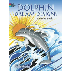 Dolphin Colouring