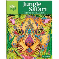 Hello Angel Jungle Safari
