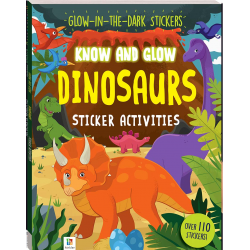 Know And Glow: Dinosaurs