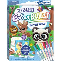 Kids Sticker Mosaics: Cute Pets