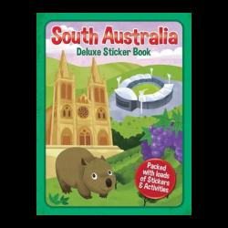 Deluxe Sticker Book Sa