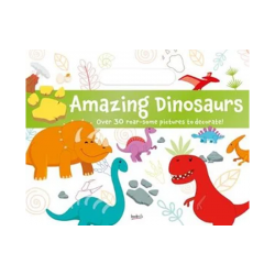 Holiday Fun Pad Dinosaur World