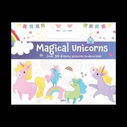 Holiday Fun Pad Magical Unicorns