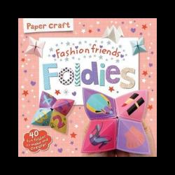 Fashion Friends Foldies