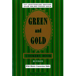 Green & Gold Cookery Book