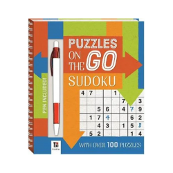 Puzzles On The Go Sudoku