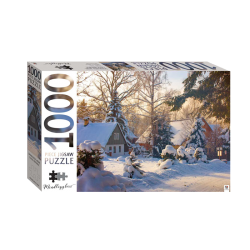 Mindbogglers 1000 Piece: Spindleruv Mlyn, Czech Rep