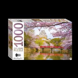 Mindbogglers 1000 Piece: Himeji Castle, Japan