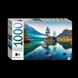 Mindbogglers 1000 Piece: Hintersee Lake, Germany