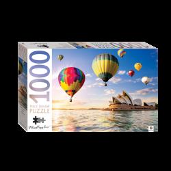 Mindbogglers 1000pce: Sydney Opera House