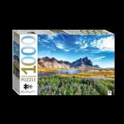 Mindbogglers 1000pce: Stokksness Cap, Iceland