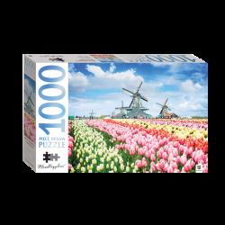 Mindbogglers 1000pce: Dutch Windmills, Netherlands
