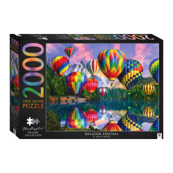 Mindboggler Deluxe Collection: Balloon Festival