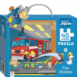Junior Jigsaw: Fire Station