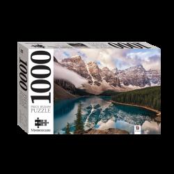 Mindbogglers 1000 Piece: Moulton Barn, Wyoming Usa