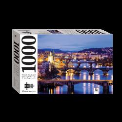 Mindbogglers 1000 Piece: Vltava River, Ptrague