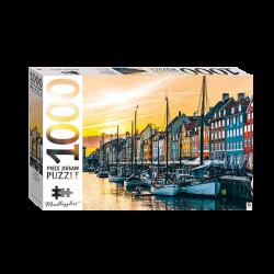 Mindbogglers 1000 Piece: Nyhaven, Copenhagen