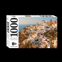 Mindbogglers 1000 Piece: Santorini, Greece