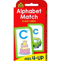 Alphabet Match (Ages 4-UP)