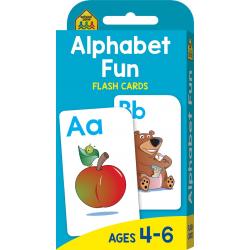 Alphabet Fun (Ages 4-6)