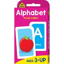 Alphabet (Ages 3-UP)