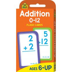 Addition 0-12 (Ages 6-UP)