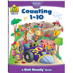 Counting 1-10 (Ages 4-6)