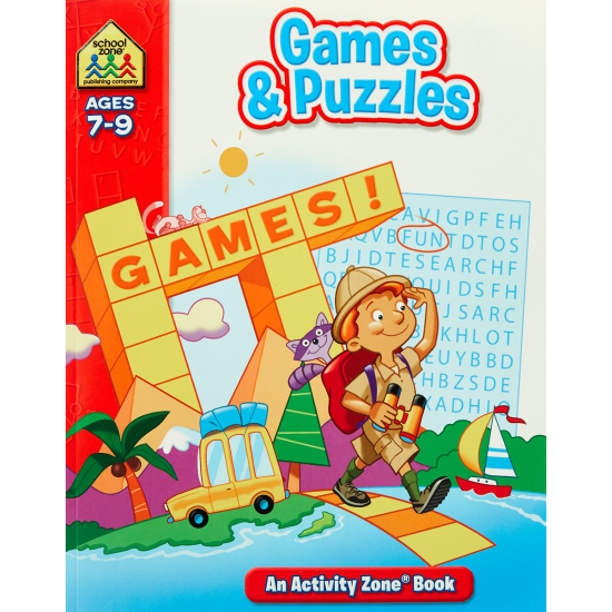 Games & Puzzles (Ages 7-9)
