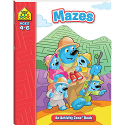 Mazes (Ages 4-6)