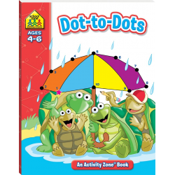 Dot-To-Dots (Ages 4-6)