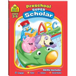 Preschool Super Scholar