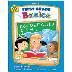 First Grade Basics (Ages 5-7)