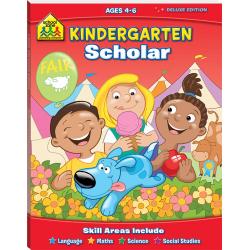 Kindergarten Scholar (Ages 4-6)