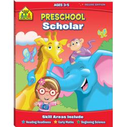 School Zone Preschool Scholar (Ages3-5)